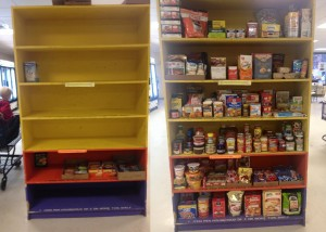 The Difference A Food Drive Makes