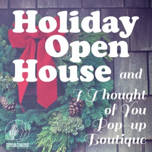Holiday Open House Web Image